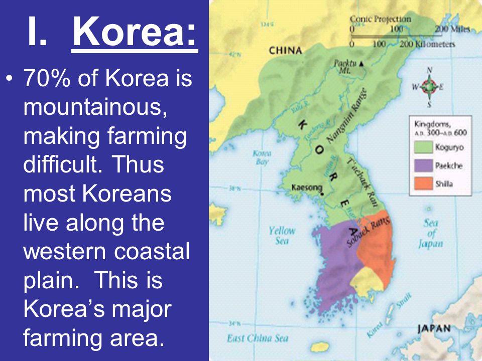 I. Korea: