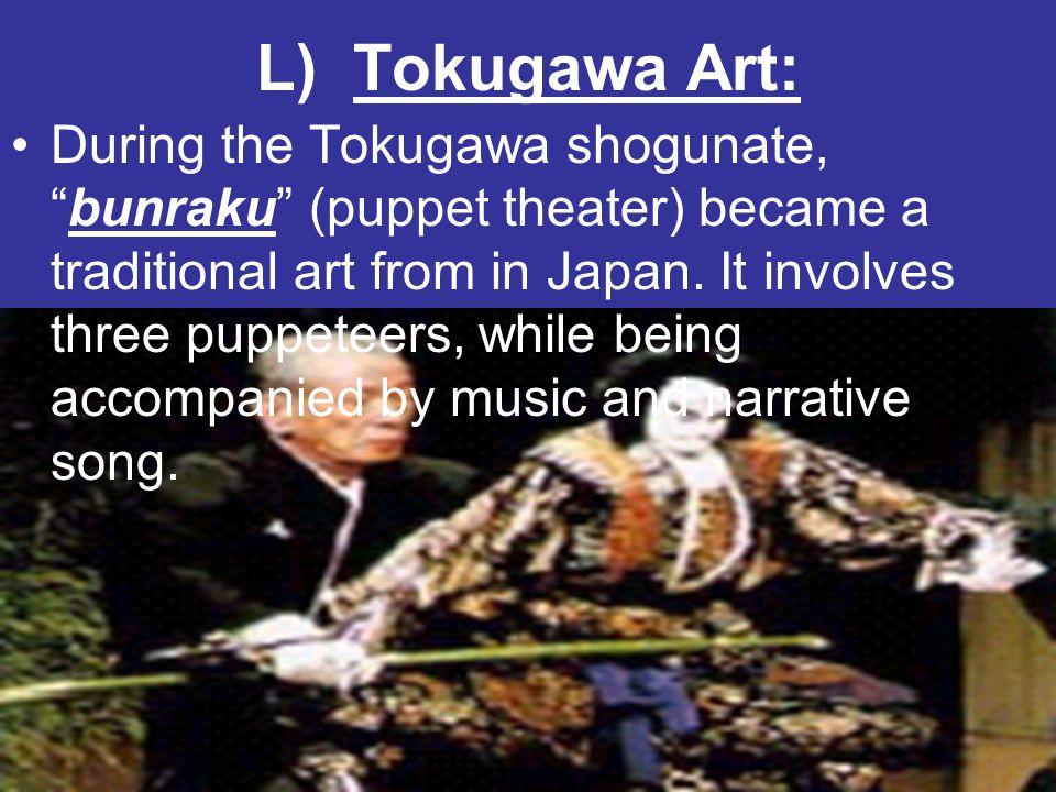 L) Tokugawa Art: