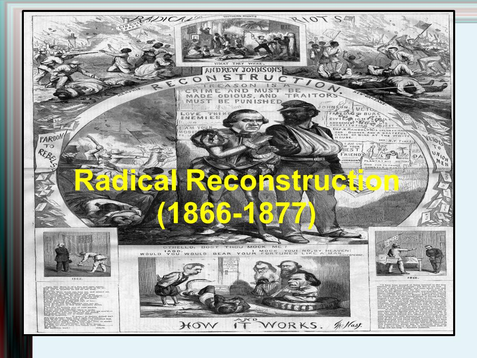 Radical Reconstruction (1866-1877)
