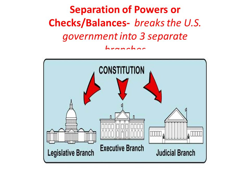 checks and balances in government In this system, several branches of government are created and power is shared between them at the same time, the powers of one branch can be challenged by another branch this is what the system of checks and balances is all about there are three branches in the united states government as established by the constitution.