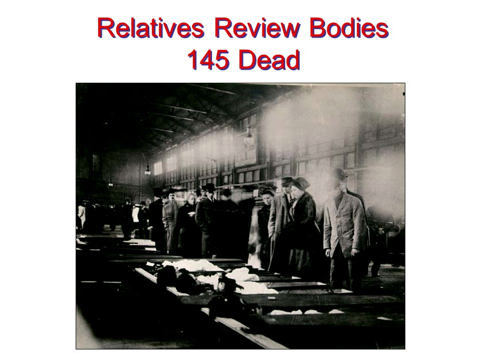 Relatives Review Bodies 145 Dead