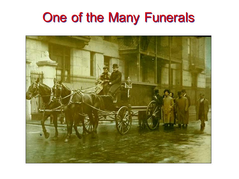One of the Many Funerals