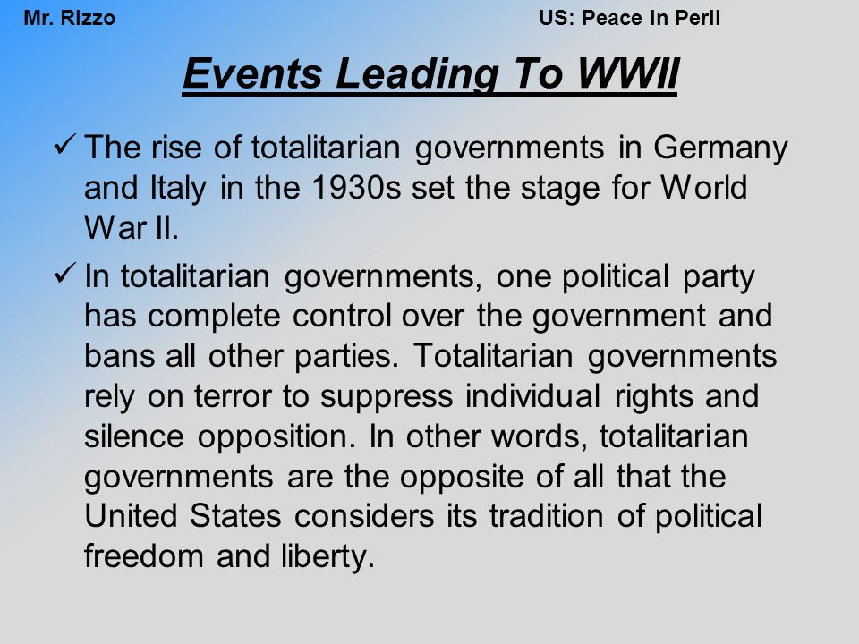 an evaluation of the evens that led to world war one Get an answer for 'why did the us enter world war i' and find homework help for other history questions at enotes the primary events that led to the united states declaration of war against germany were the zimmerman telegram and germany's announced intention to resume unrestricted.