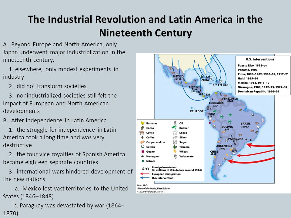 industrialization in nineteenth century europe Free essay: nineteenth century industrialization in the united states during the second half of the nineteenth century, the united states experienced an.