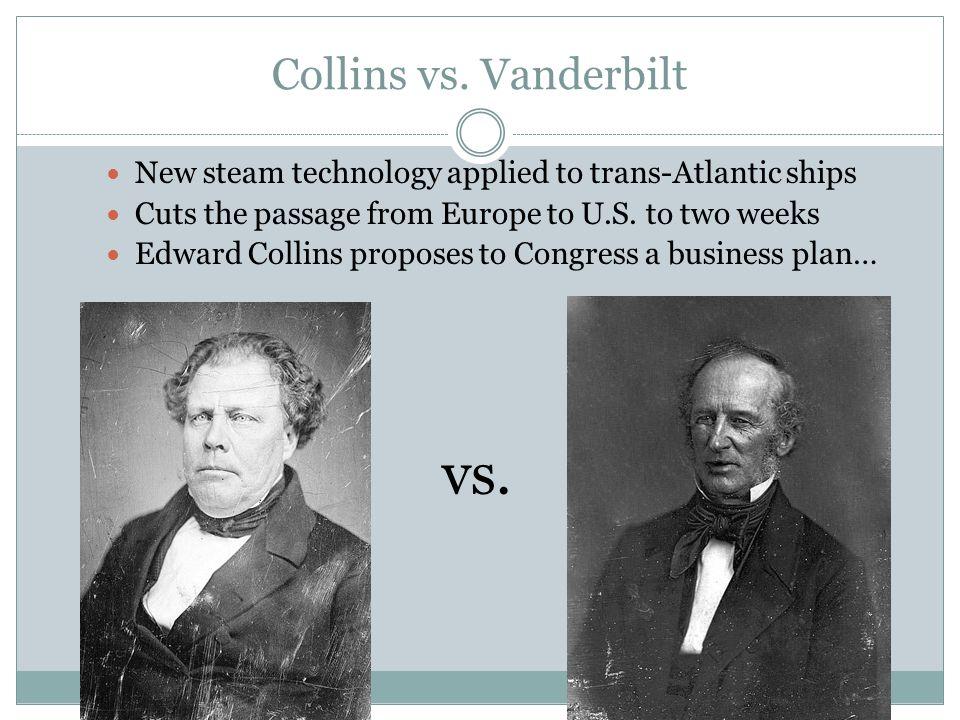 vs. Collins vs. Vanderbilt