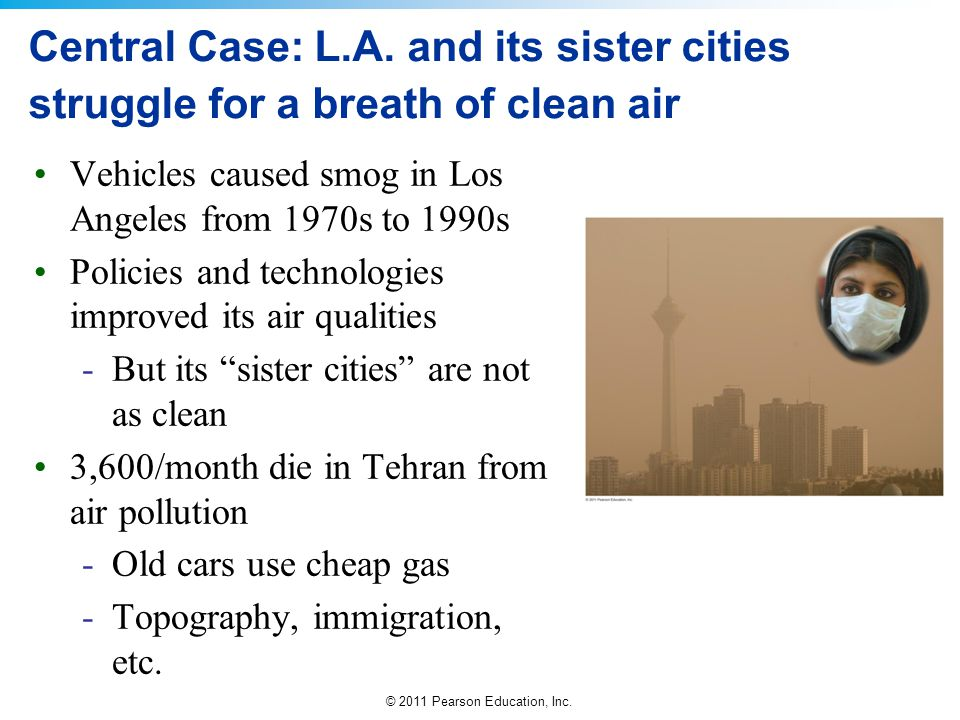 Central Case: L.A. and its sister cities struggle for a breath of clean air