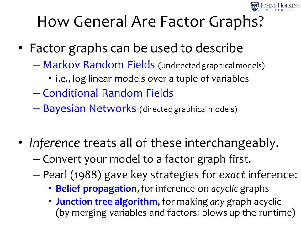 How General Are Factor Graphs