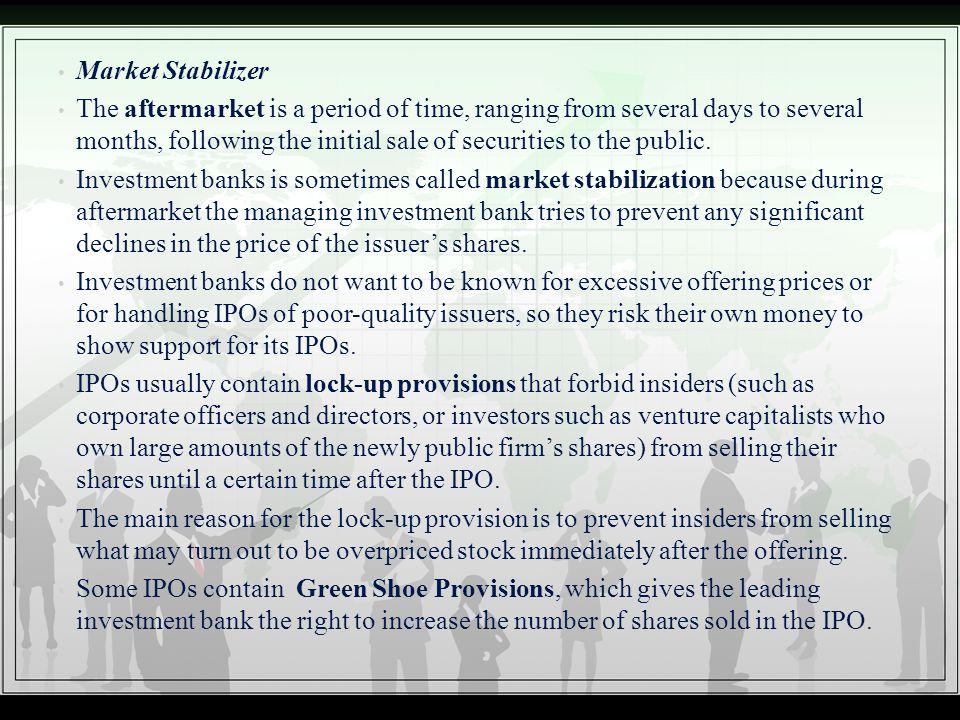 Market Stabilizer