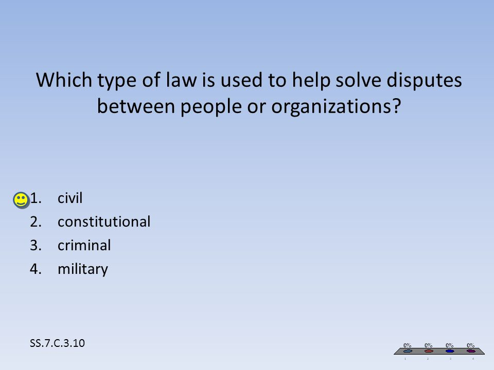 civil constitutional criminal military SS.7.C.3.10