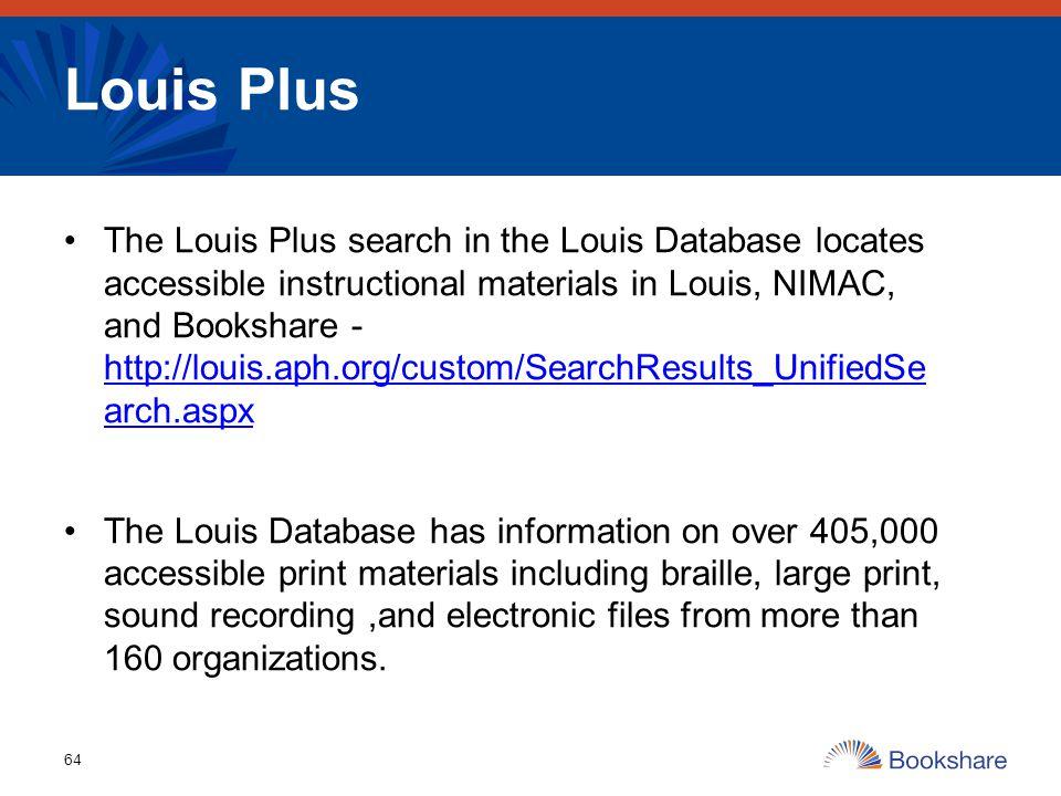 Louis Plus
