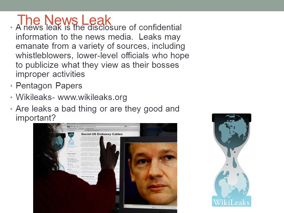 The News Leak