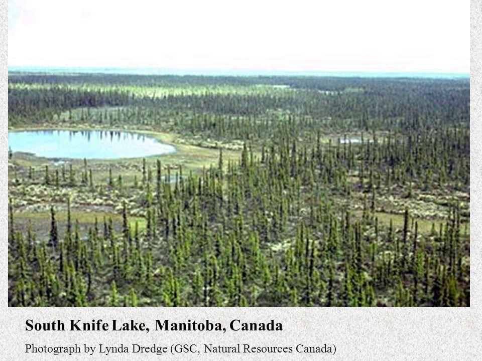 South Knife Lake, Manitoba, Canada