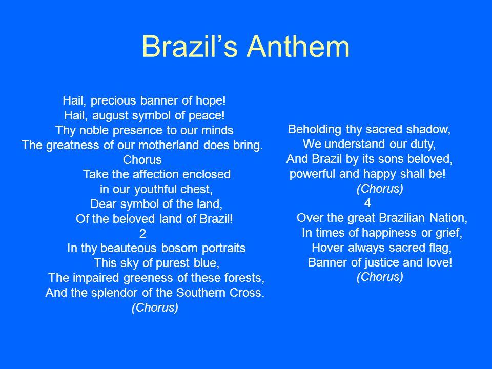 Brazil's Anthem