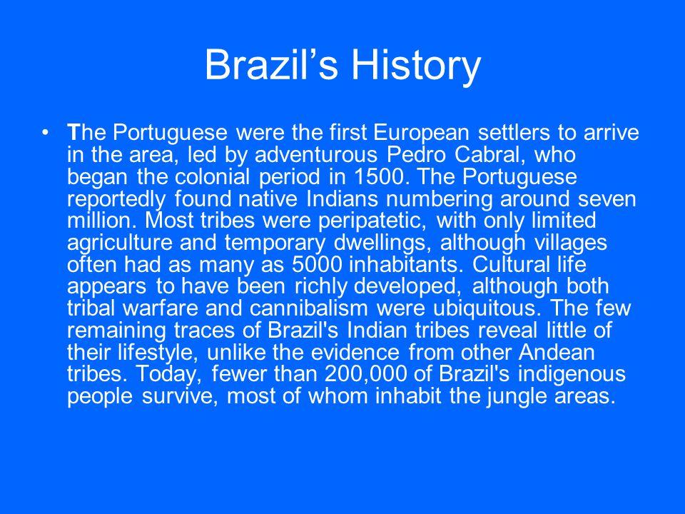 Brazil's History