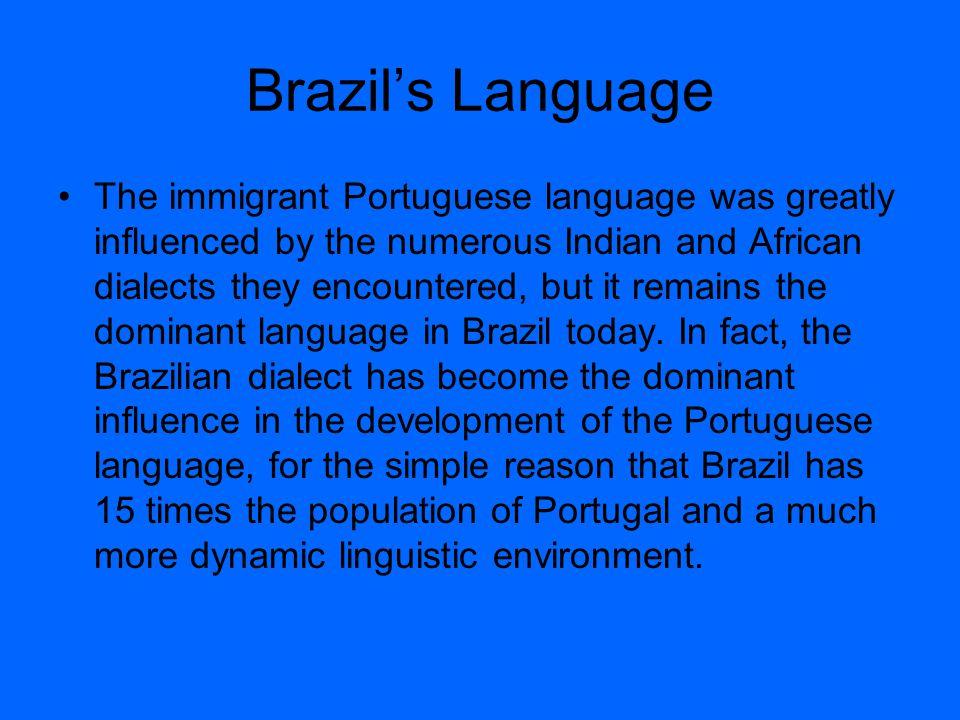 Brazil's Language