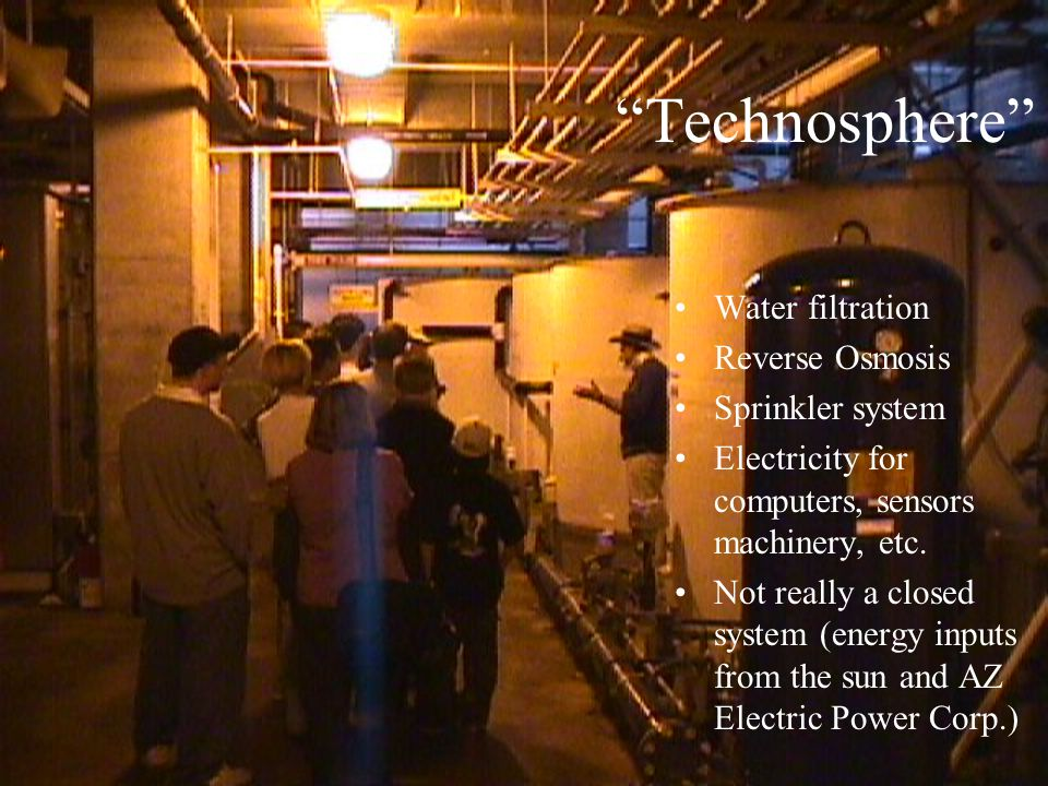 Technosphere Water filtration Reverse Osmosis Sprinkler system
