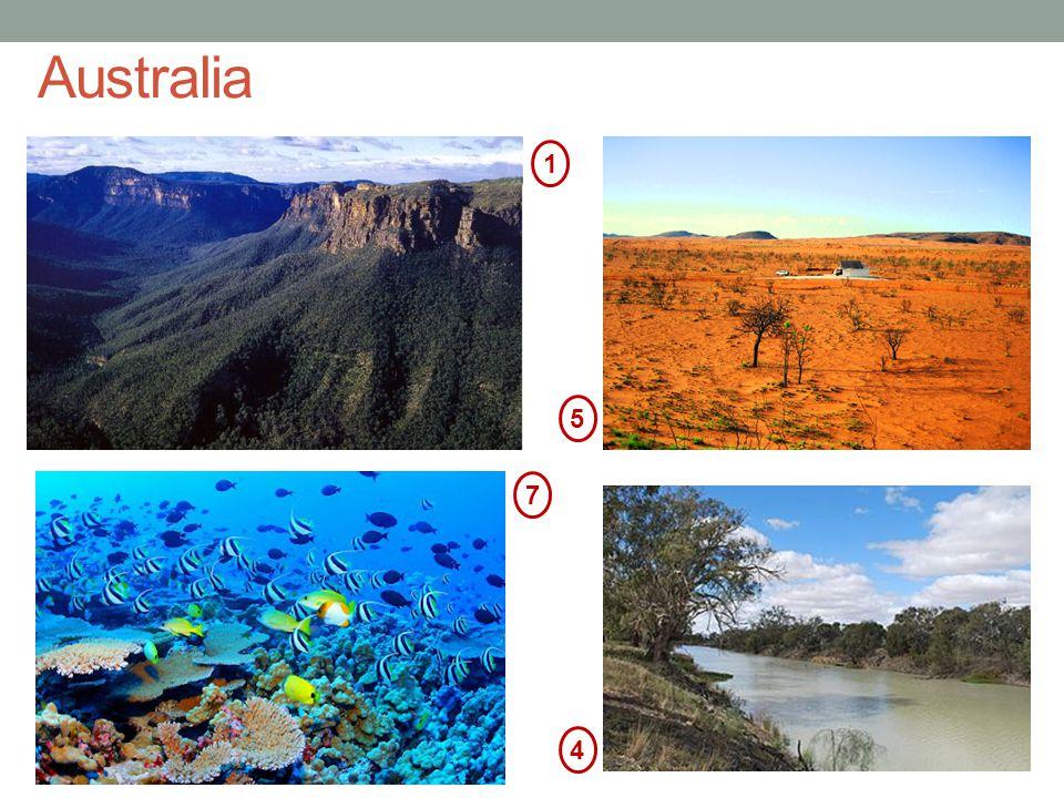 Australia 1 5 7 4
