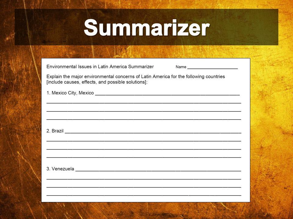 Summarizer