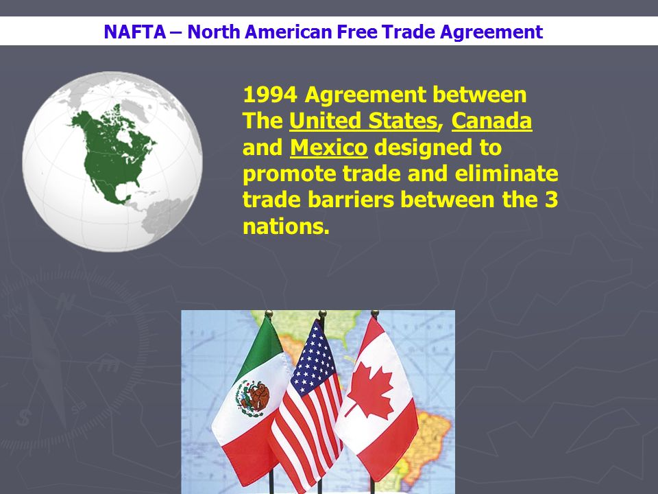 an analysis of the north american free trade agreement between the us and mexico