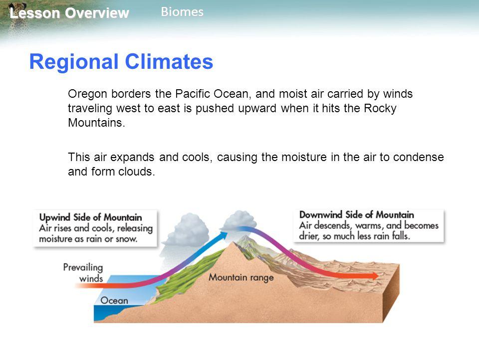 Regional Climates