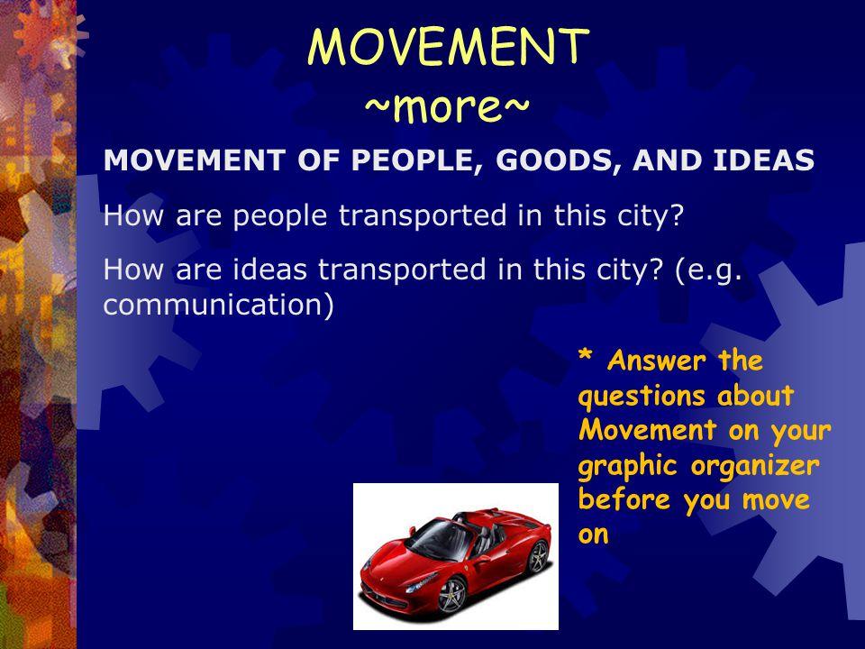 MOVEMENT ~more~