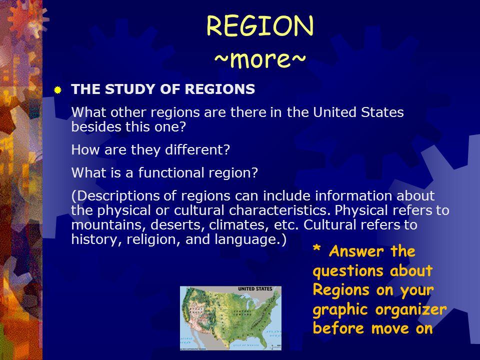 REGION ~more~