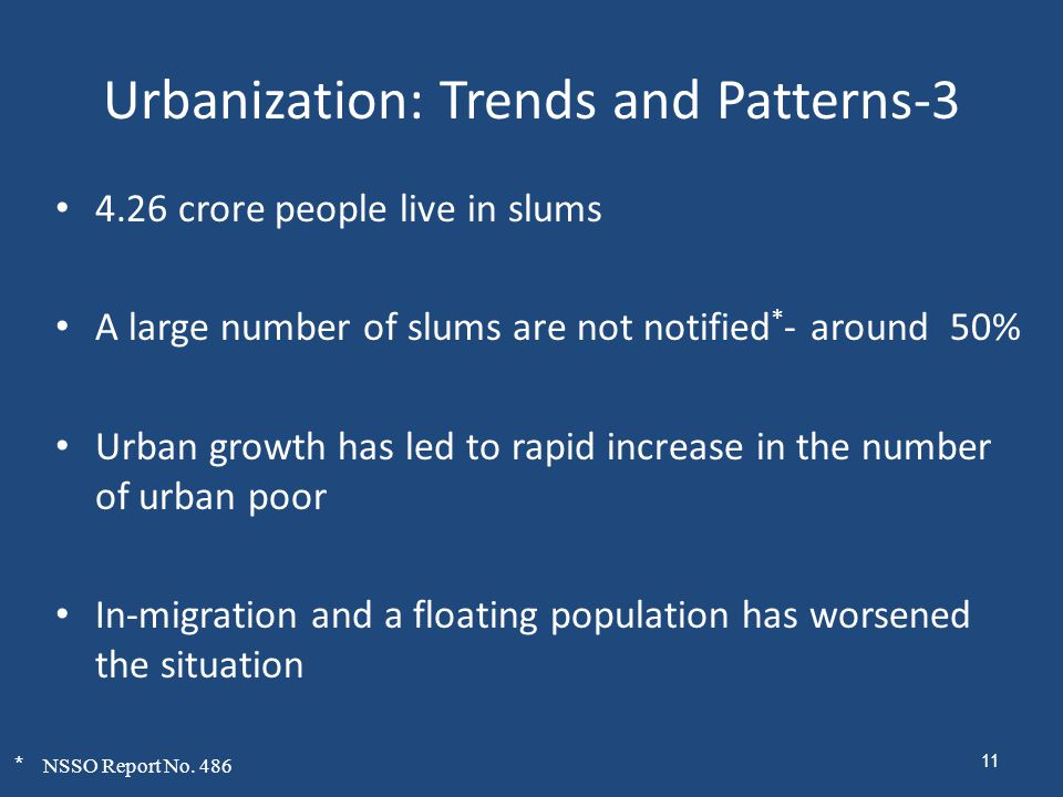 Urbanization: Trends and Patterns-3