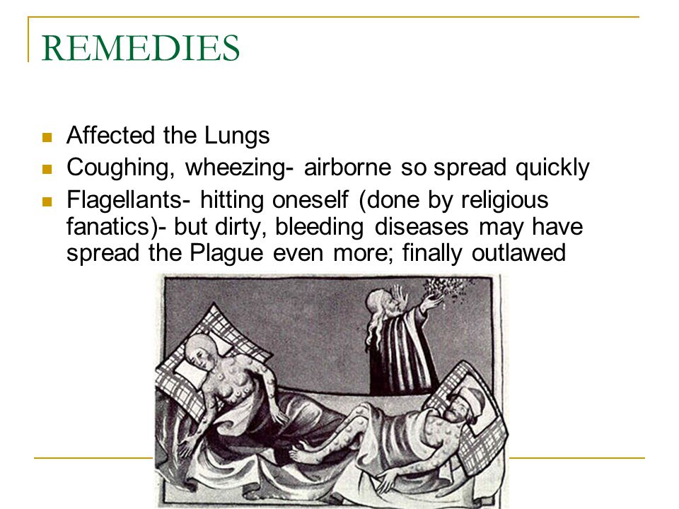 REMEDIES Affected the Lungs