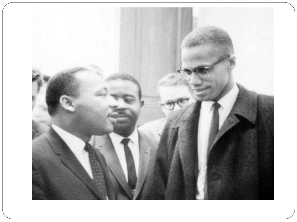 The Militant Faction of the Civil Rights Movement