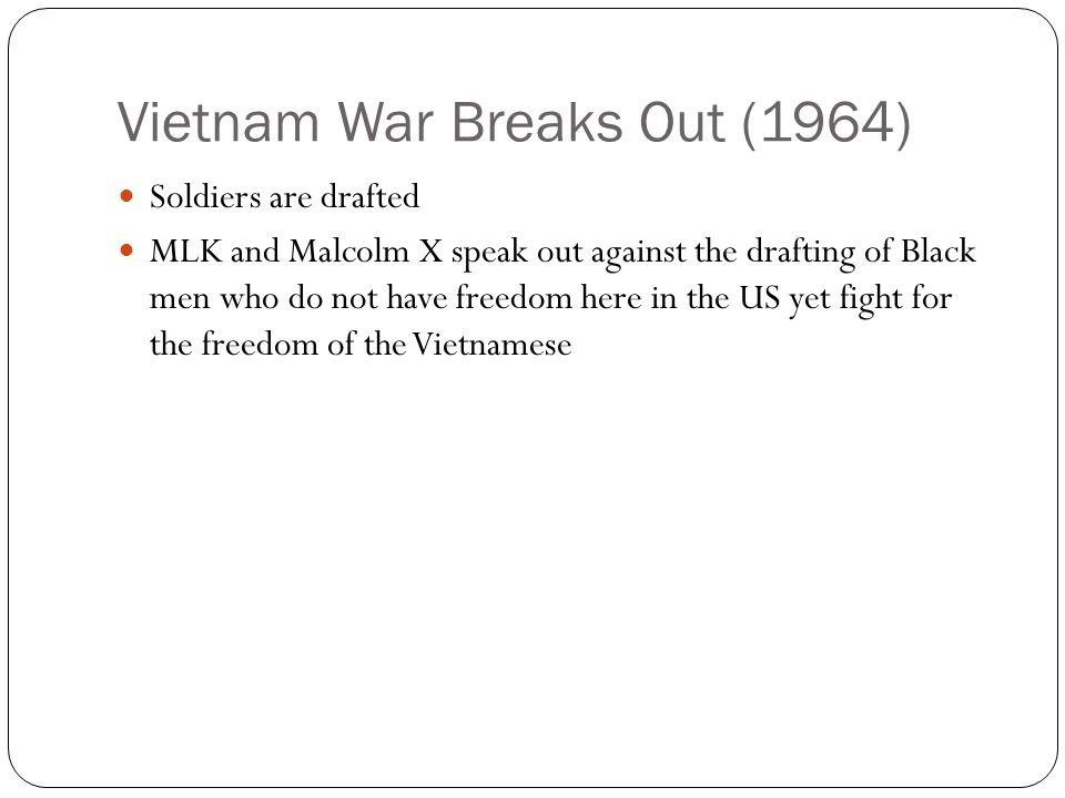 Vietnam War Breaks Out (1964)