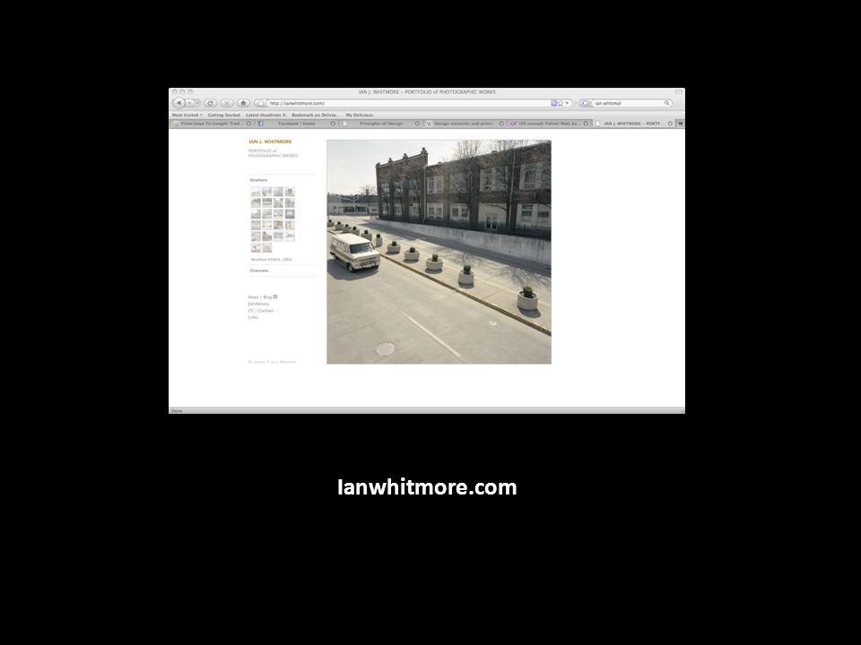 Ianwhitmore.com