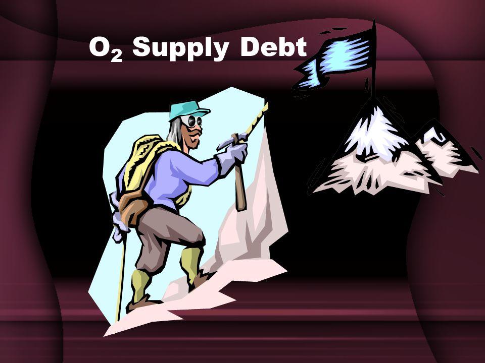 O2 Supply Debt