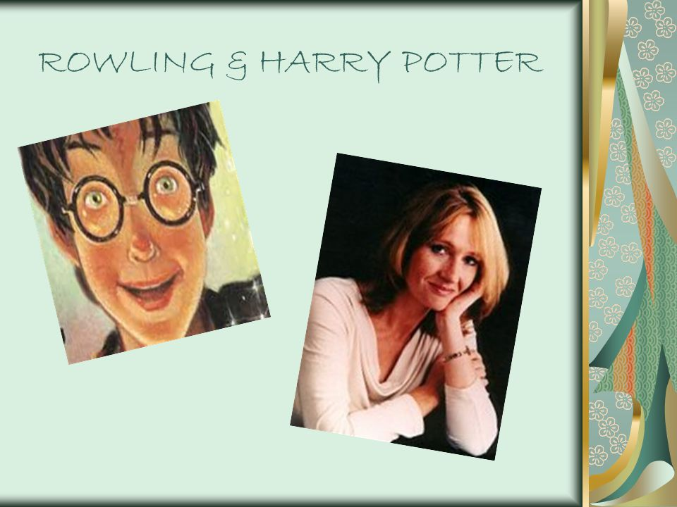 ROWLING & HARRY POTTER