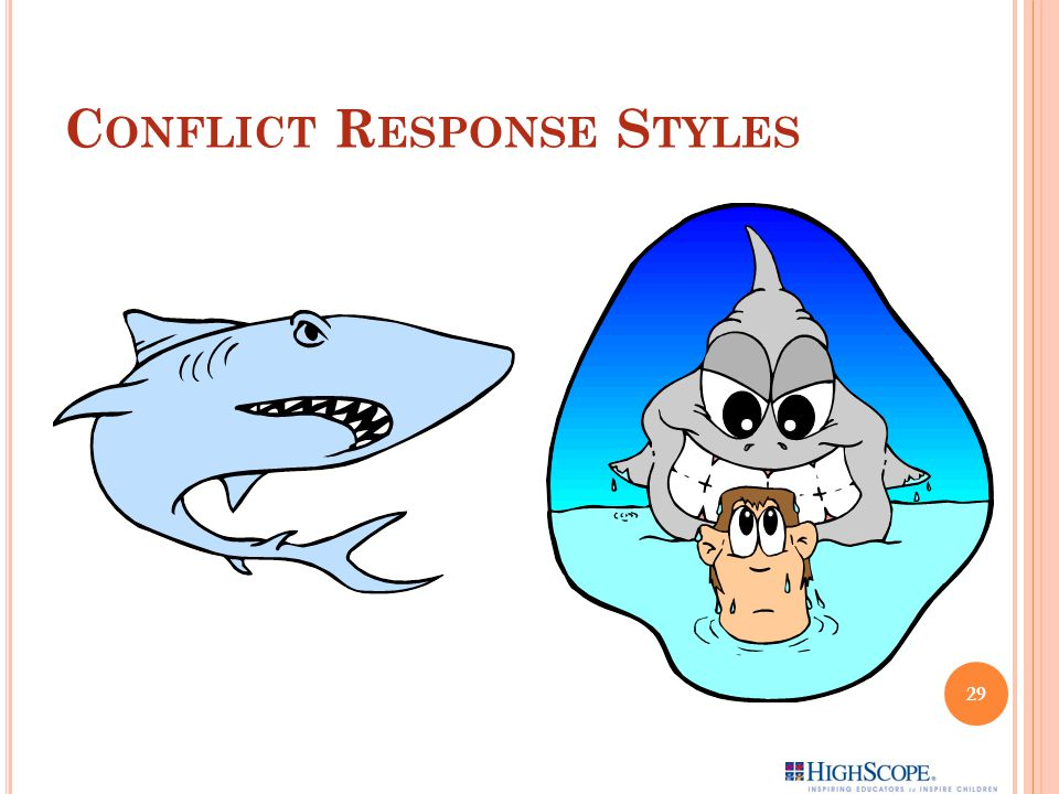 Conflict Response Styles