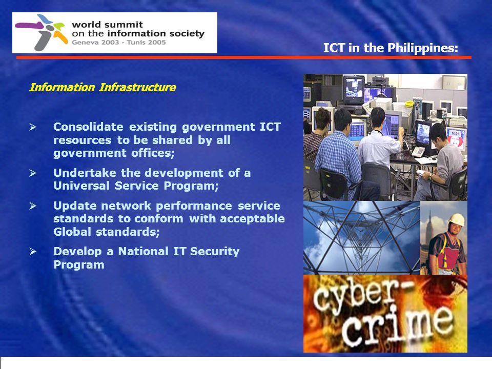 ICT in the Philippines: