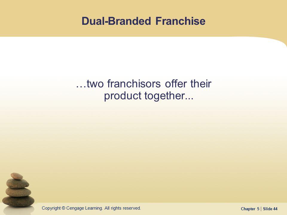 Dual-Branded Franchise