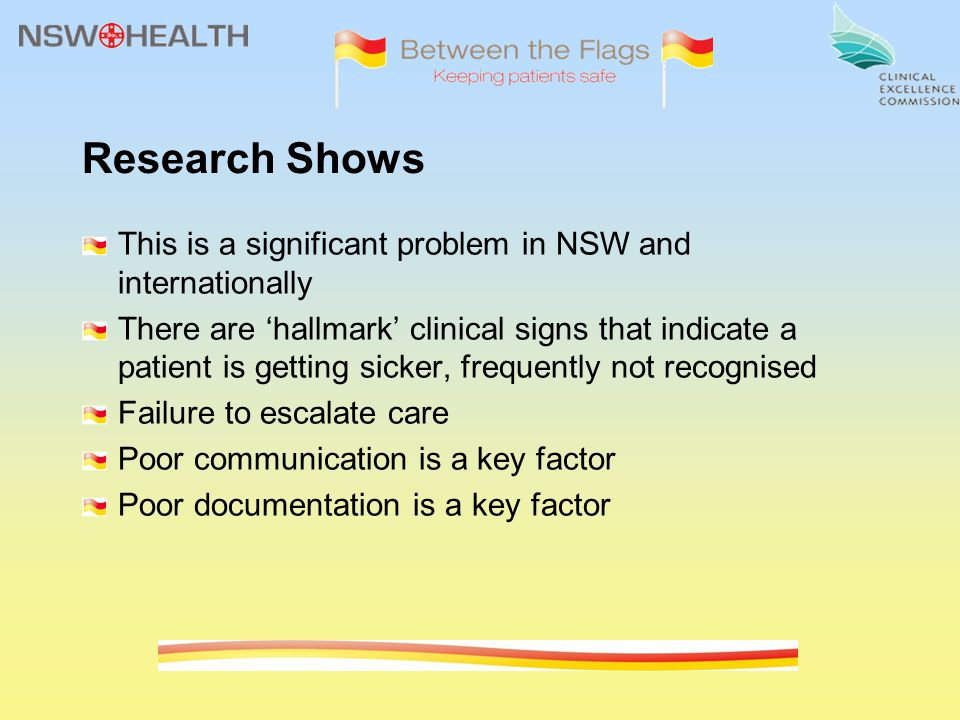 Research Shows This is a significant problem in NSW and internationally.