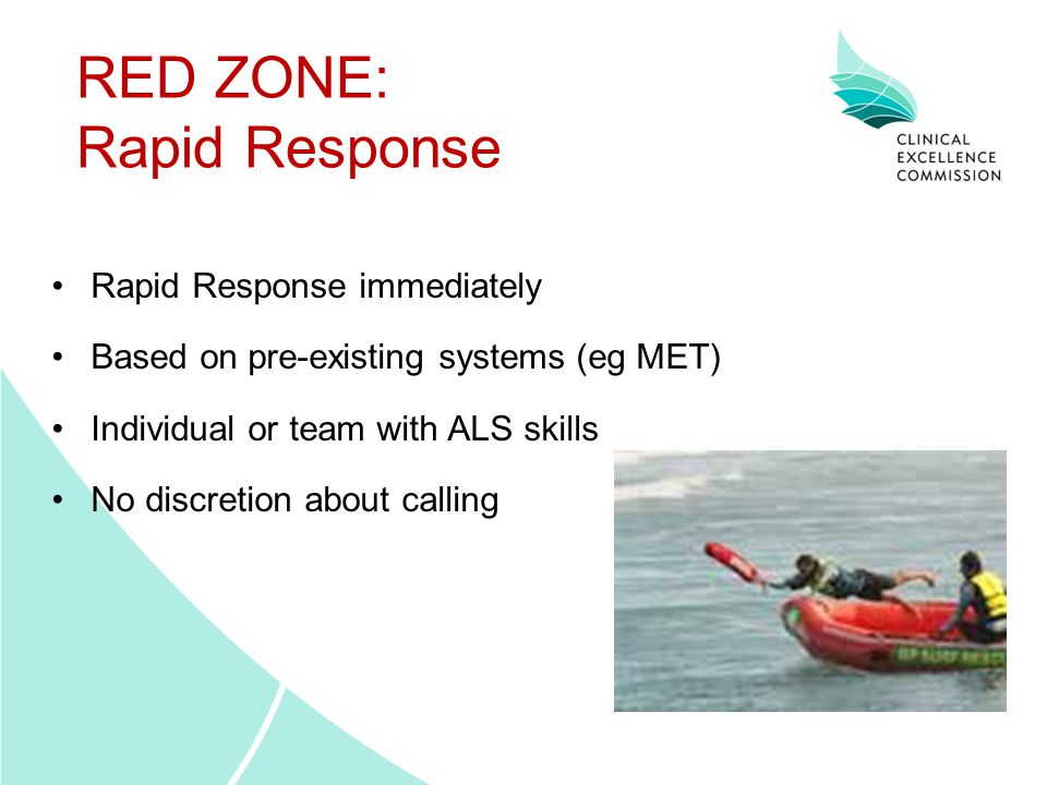 RED ZONE: Rapid Response