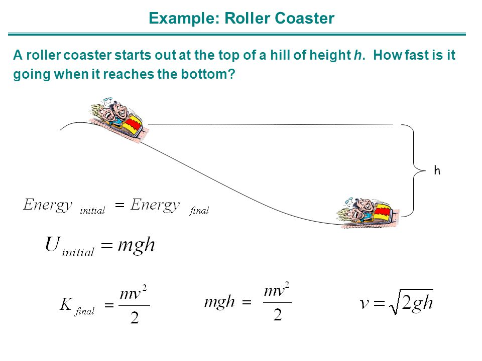 Example: Roller Coaster