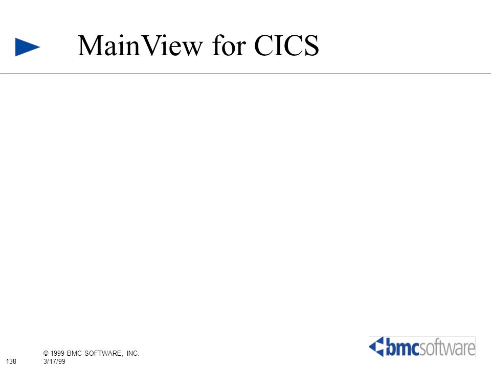MainView for CICS