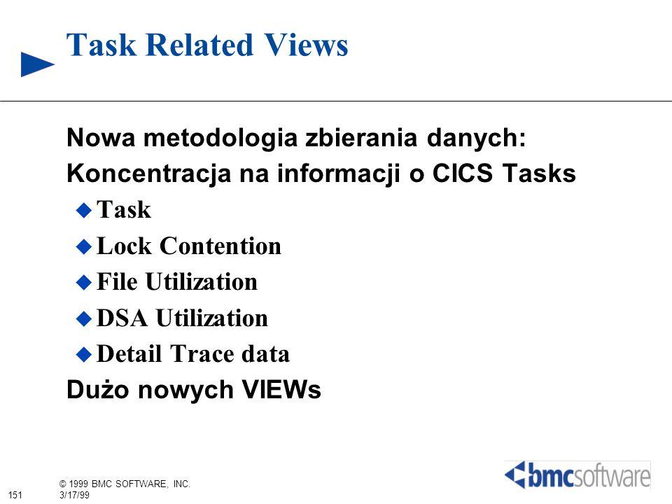 Task Related Views Nowa metodologia zbierania danych: