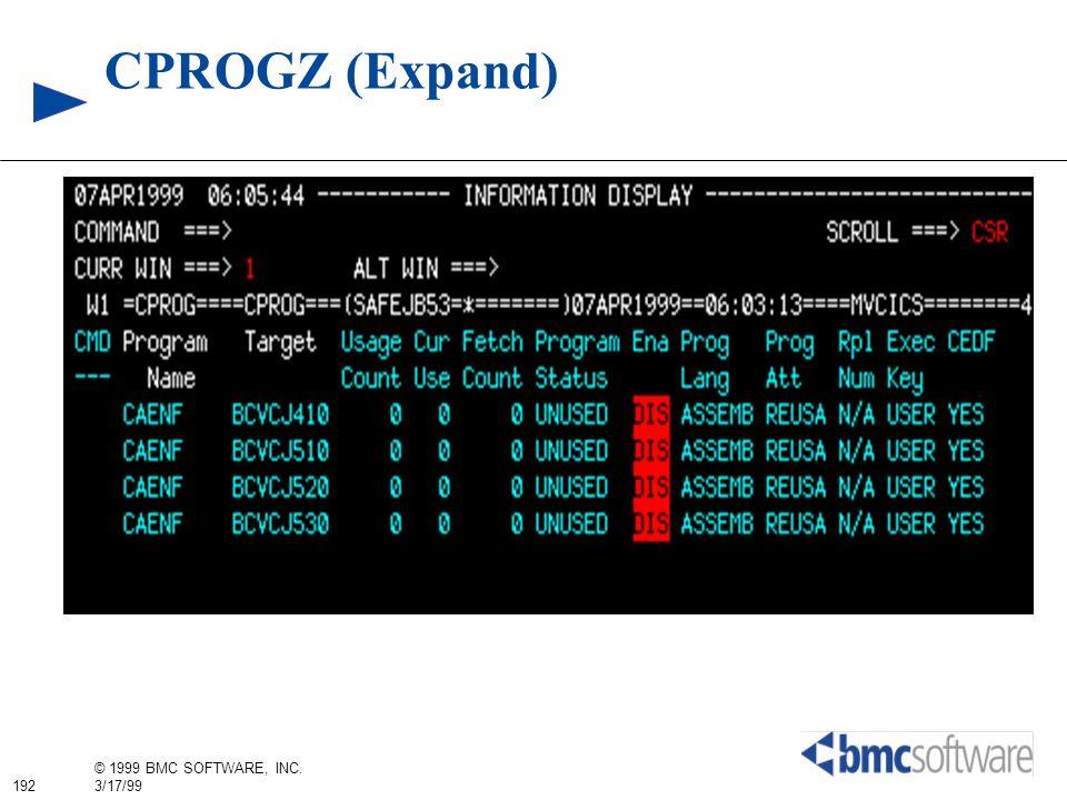 CPROGZ (Expand)