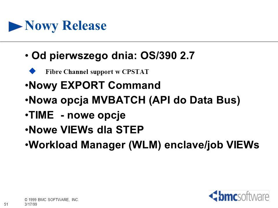Nowy Release Od pierwszego dnia: OS/390 2.7
