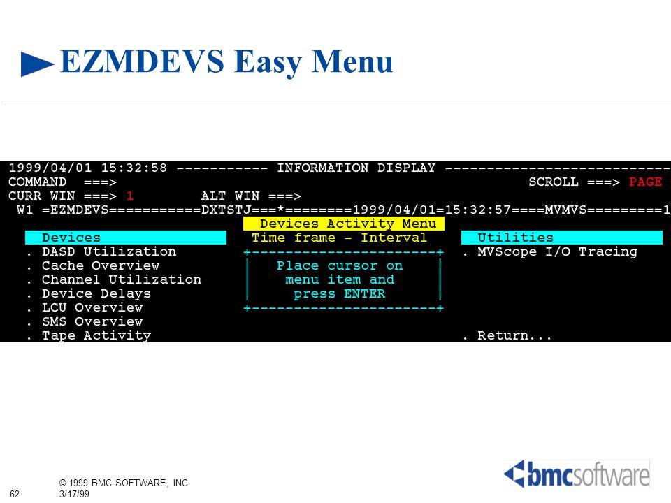 EZMDEVS Easy Menu