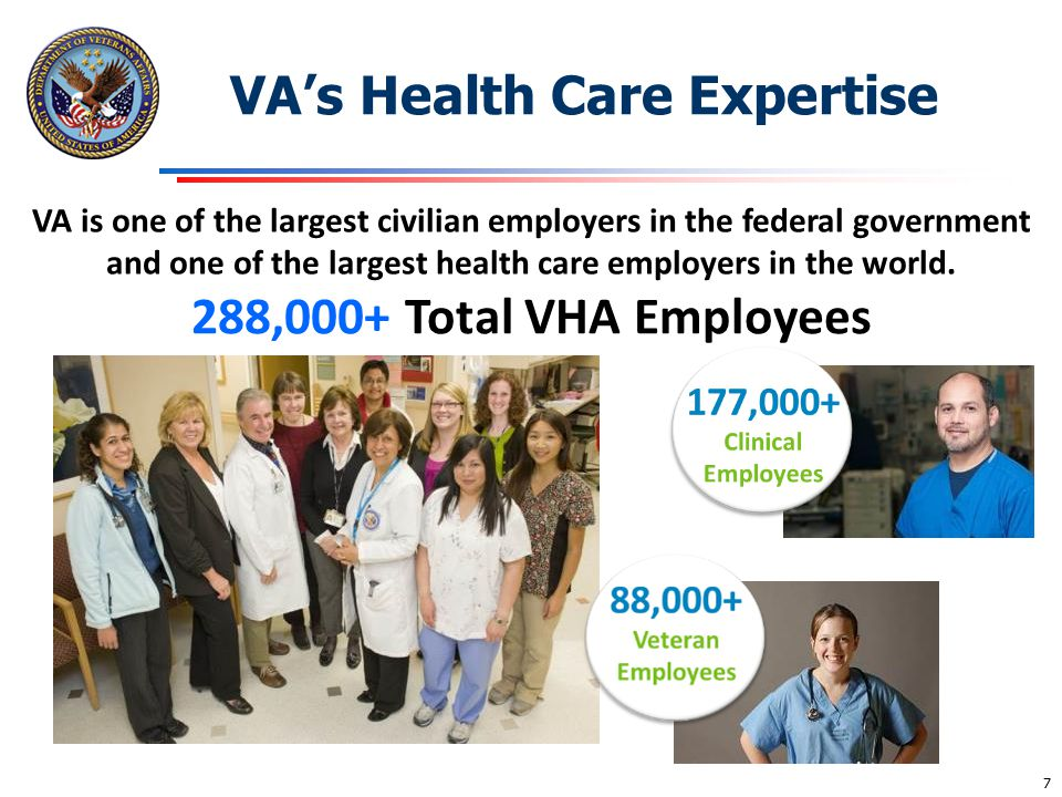 VA's Health Care Expertise