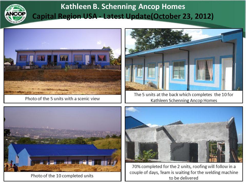 Kathleen B. Schenning Ancop Homes