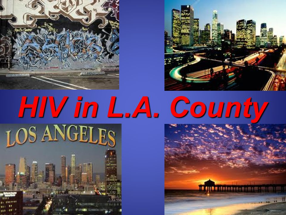 HIV in L.A. County