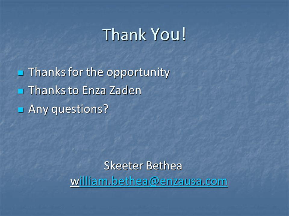 Skeeter Bethea william.bethea@enzausa.com