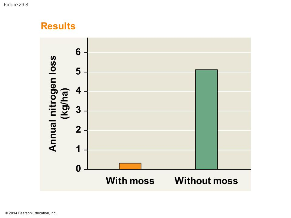 Annual nitrogen loss (kg/ha)
