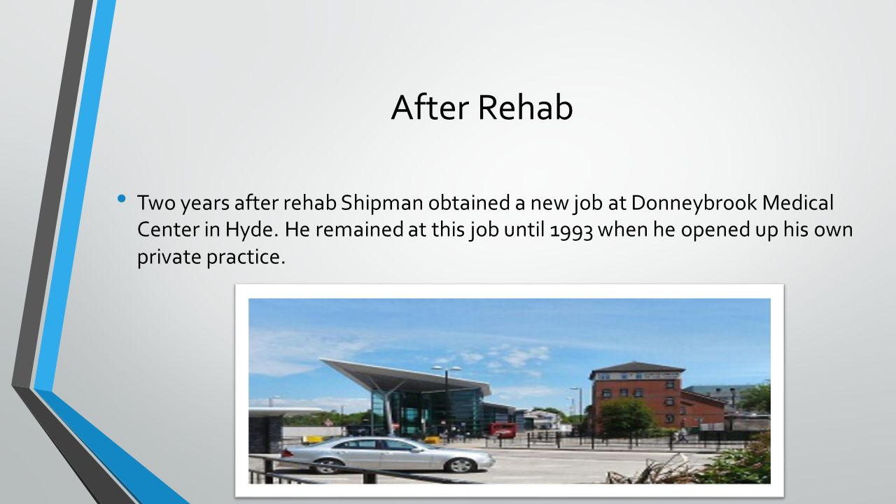 After Rehab